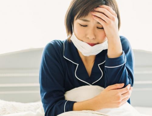 風邪で頭痛がするのはなぜ?市販薬の選び方・食事|冷やして改善を!